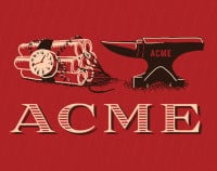 ACME anvil with dynamite